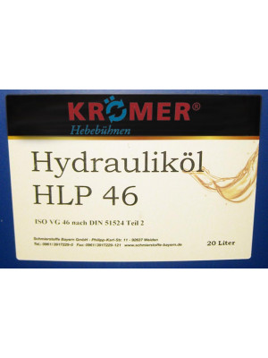Huile hydraulique HLP 46 20L